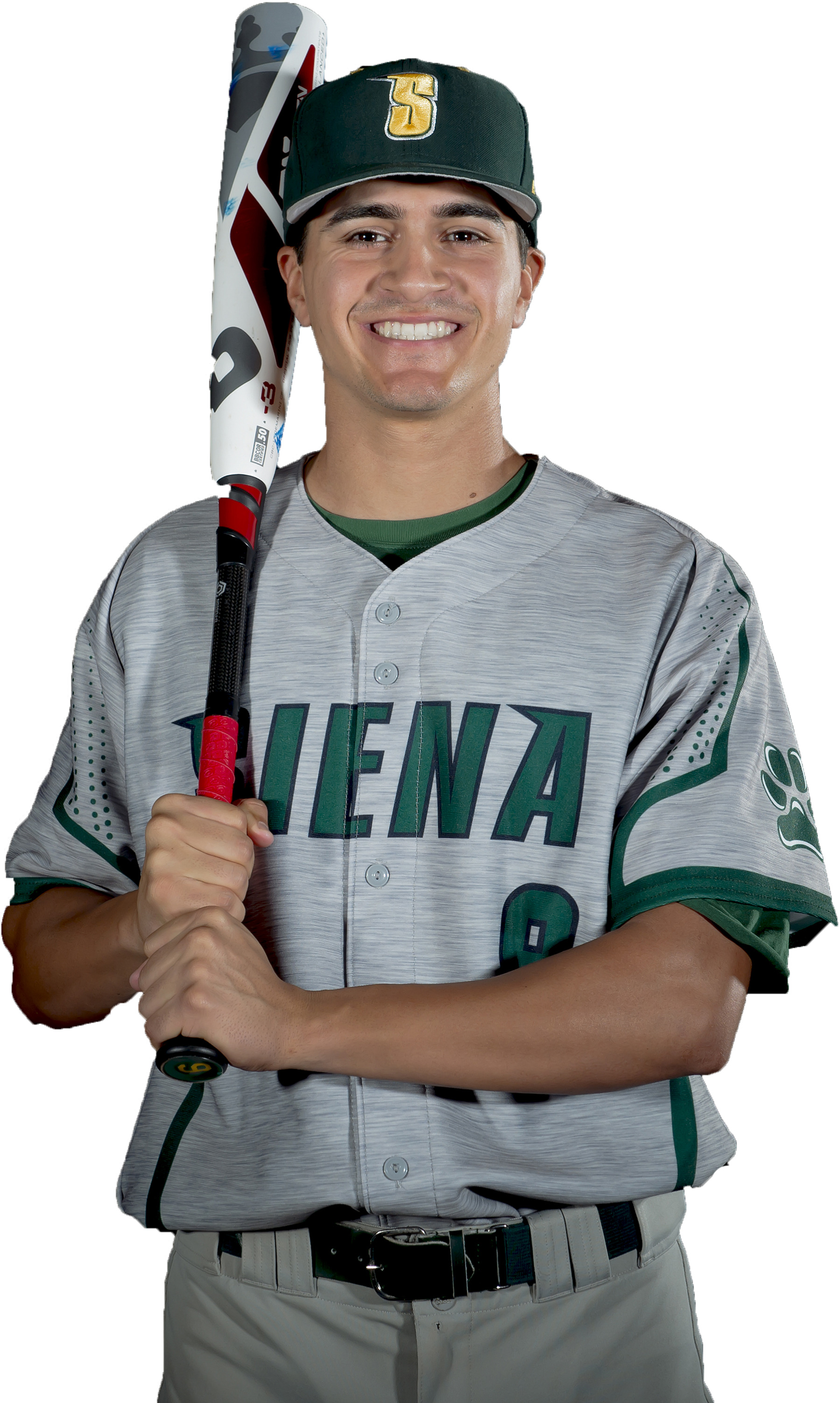 Marcos Campos - 2018 Baseball Roster - Siena College