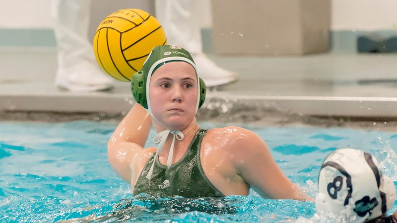 Water Polo Posts Saturday Sweep at Mercyhurst Invitational - Siena College Athletics